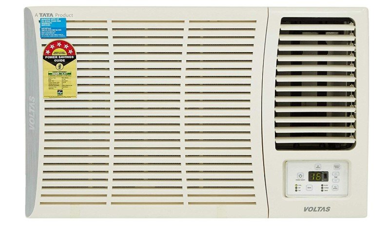 Image of Voltas 1.5 Ton AC which is one of the best air conditioners in India