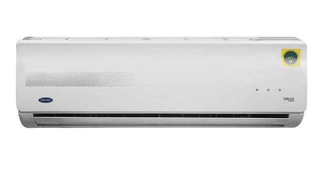 Image of one of the best 1.5 ton AC in India from Carrier