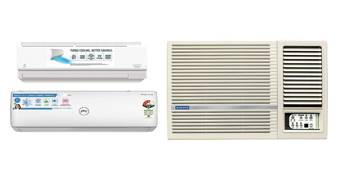 Image of best 1.5 ton air conditioners in India