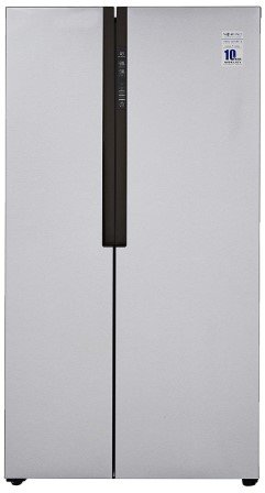 Image of Haier Side by Side Refrigerator