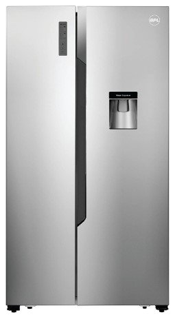 Image of BPL Side by Side Refrigerator
