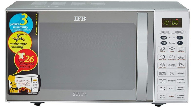 Image of Best IFB Microwave Oven under 12000