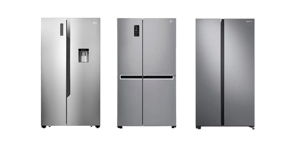 Cover Image of Best Side by Side Refrigerator in India