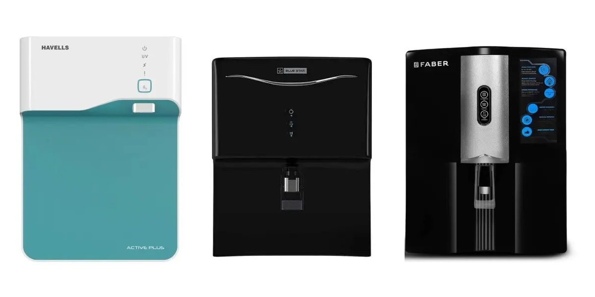 Cover image of best water purifiers in India