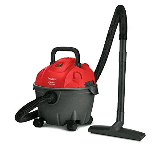Image of Prestige Vacuum Cleaner which is one of the best vacuum cleaners in India