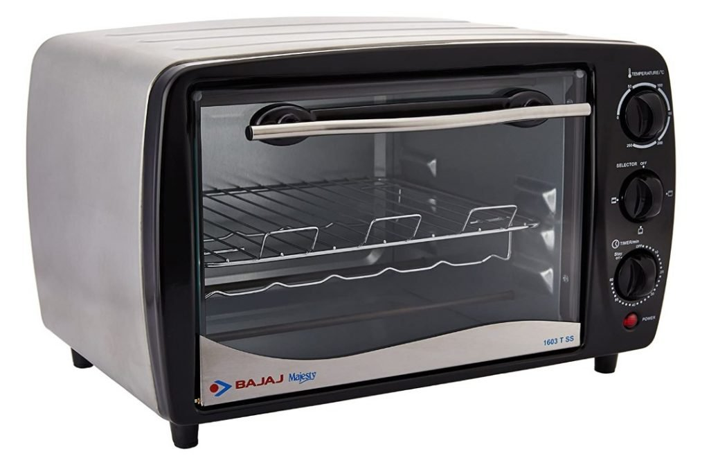Picture of Bajaj Majesty Oven Toaster Grill which is best otg under 5000