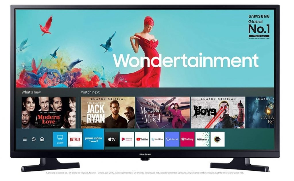 Picture of Samsung Smart TV