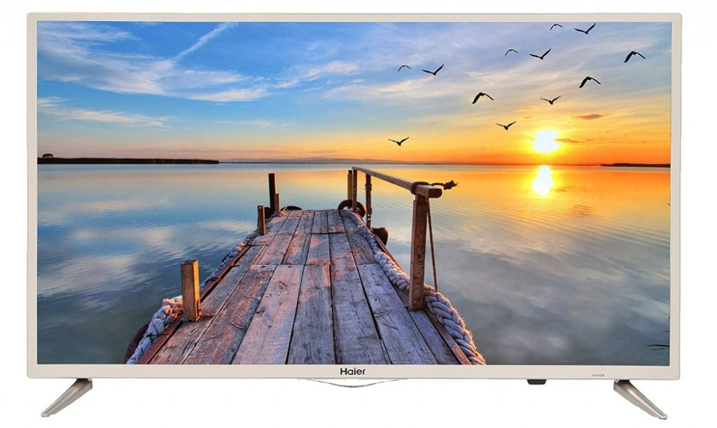 Picture of Haier Smart TV