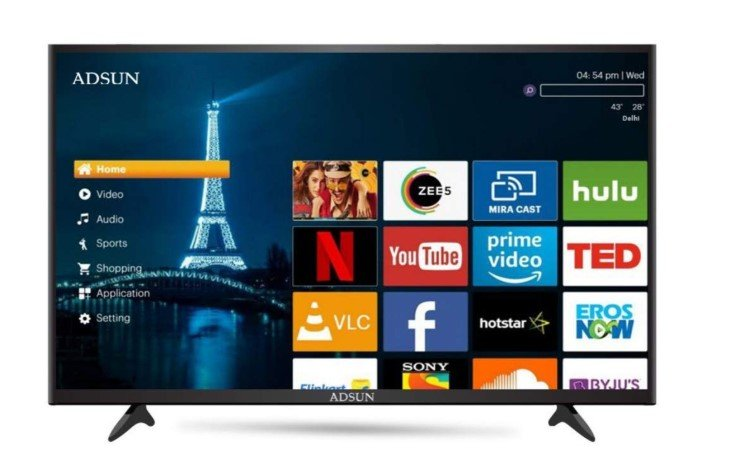 Image of best 55 inch tv under 25000 from Adsun