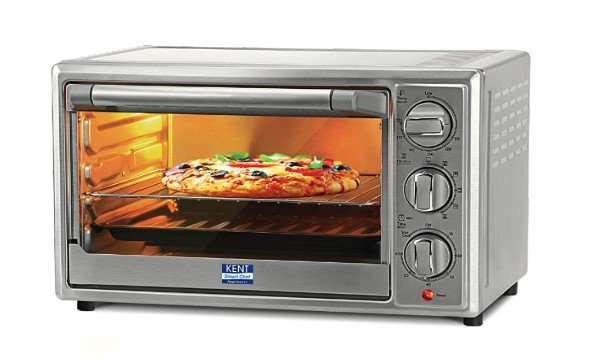 Picture of Kent OTG one of the best   Oven Toaster Grill with 30L capacity.