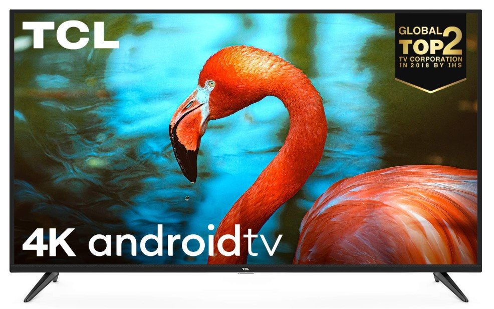 Picture of TCL 4K Smart TV under 25000
