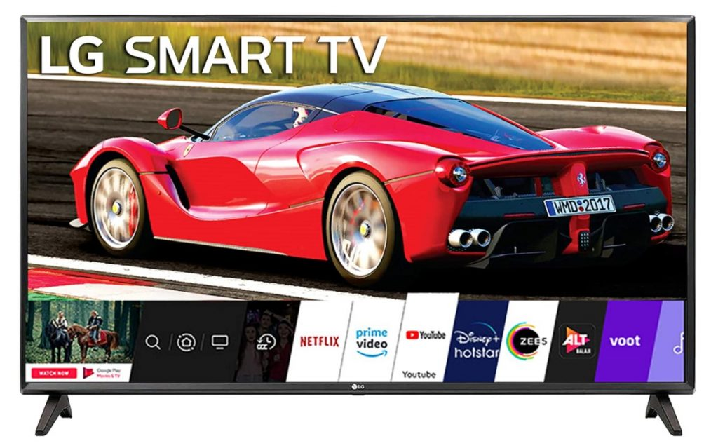 Picture of LG 32 inch Smart TV under rupees 15000