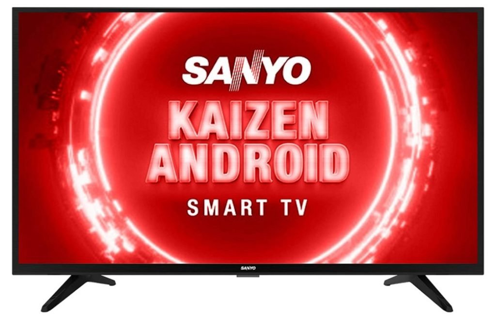 Picture of Sanyo 32 inch Smart TV under rupees 13K
