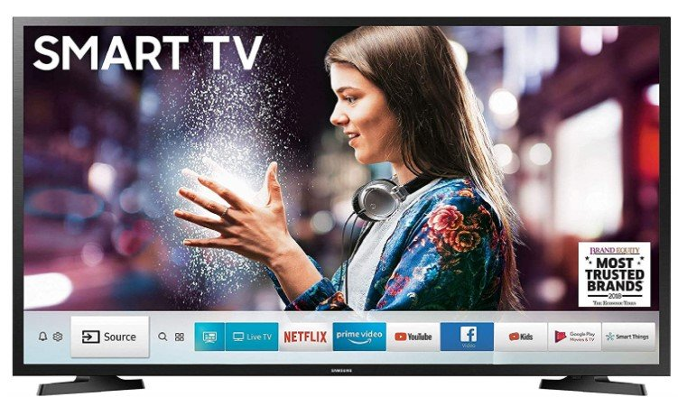 Picture of Samsung 43-inch Smart TV