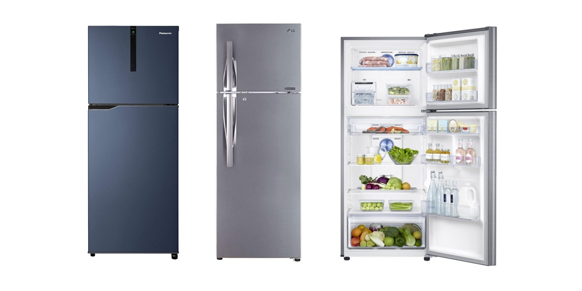 Image of best refrigerators under 30000 and 40000 in India