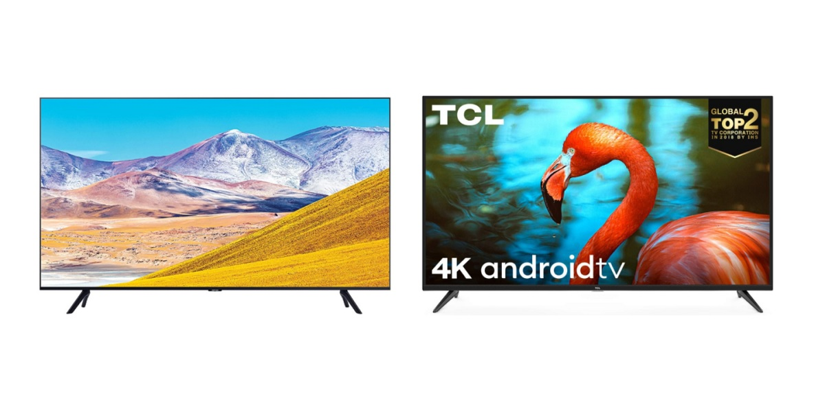 Cover Image of best smart tv under 40000 and 50000 in India
